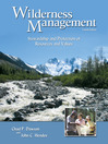 Wilderness Management (eBook): Stewardship and Protection of Resources and Values